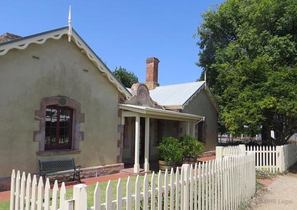 Strathalbyn Courthouse (former), SA