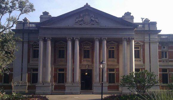 Western Australian Supreme Court, early Australian courthouses,
