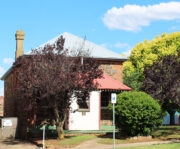 Taralga Courthouse NSW