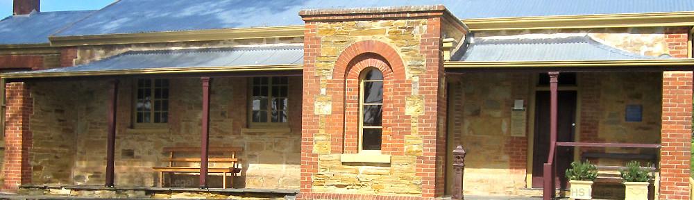Willunga Courthouse, early Australian Courthouses, old Australian Courthouses, colonial Courthouses, Australian legal history, South Australian legal history, legal history, administration of justice