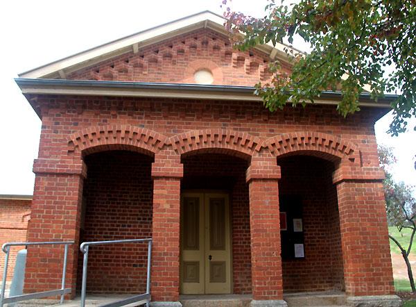Yackandandah Courthouse
