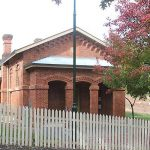 Yackandandah Courthouse, Australian Courthouses, historical Australian courthouses, colonial Australian courthouses, Australian legal history