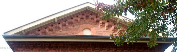 Yackendandah Courthouse, Australian colonial courthouses, legal history, early Australian courthouses, Victoria